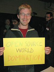 Open Source Domination - Click to view original at Flickr