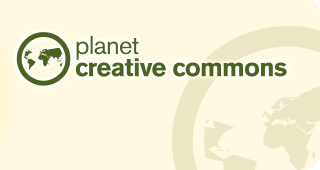 Planet Creative Commons from creativecommons.org