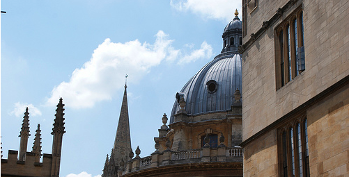 Summer in Oxford
