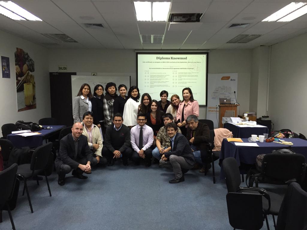 Sociedad Knowmad: Perú